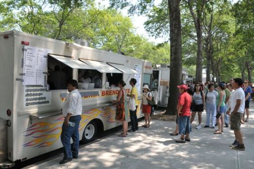 Red Hook food trucks!