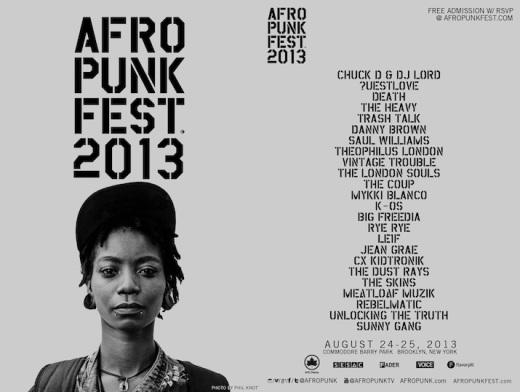 Afropunk-2013-Line-up